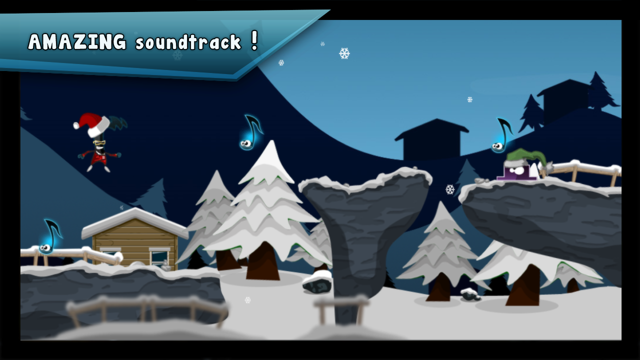 Zeeek Run - screenshot