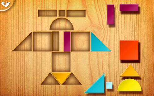 Kids Tangrams- screenshot thumbnail
