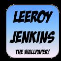 Leeroy Jenkins Wallpaper logo