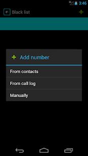 silence ( silent mode) manager screenshot