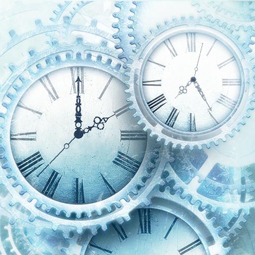 Ice World Time Clock HD