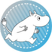 Moomin Coloring Books