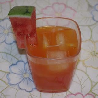 Watermelon Mango Lemonade