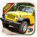 Extreme Offroad Jeep Simulator icon