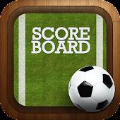 Scoreboard - Soccer