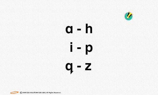 Mnemonic A-Z