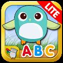 Kids ABC Alphabet Puzzles Lite logo