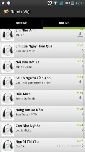 【免費音樂App】Nhac Remix-APP點子