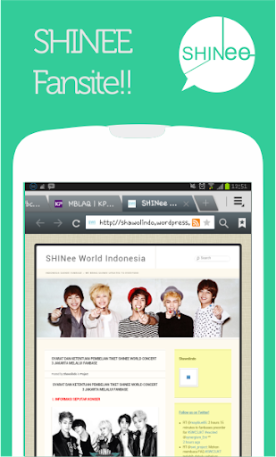 SHINEE INDONESIA FANS
