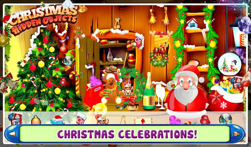 Christmas Hidden Objects v1.0