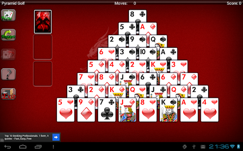 Solitaire World Free- screenshot thumbnail