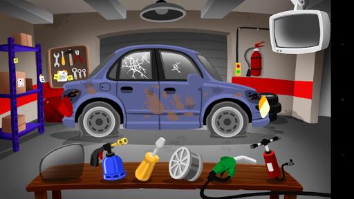 Car Wash Repair Shop
