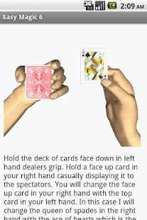 Magic Card Tricks- screenshot thumbnail