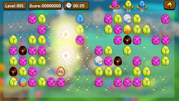 Crush Egg - screenshot