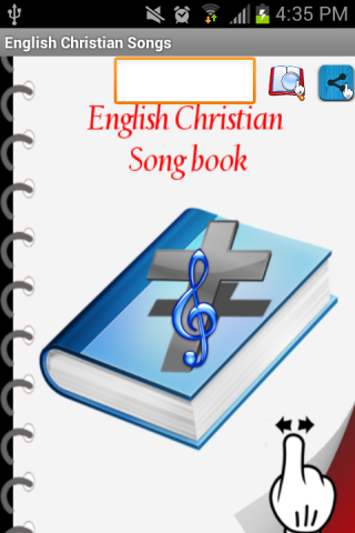 English Christian Song Book