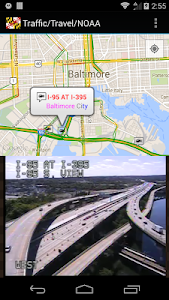 Maryland/Baltimore Traffic Cam screenshot 1