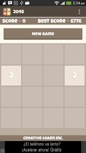 2048 by Gabriele Cirulli on the App Store on iTunes