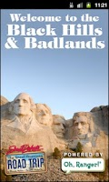 Screenshot of Black Hills & Badlands of SD