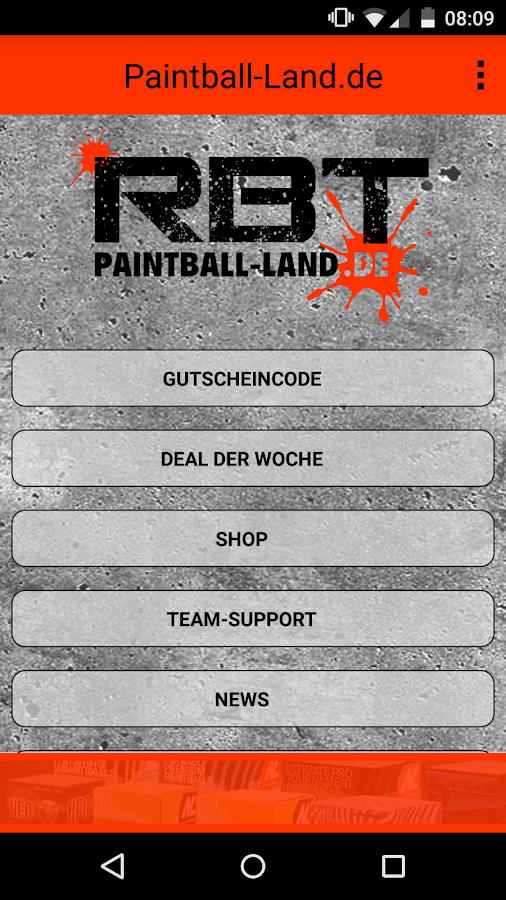 Paintball-Land- screenshot