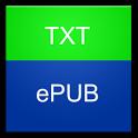 TXT2ePUB icon