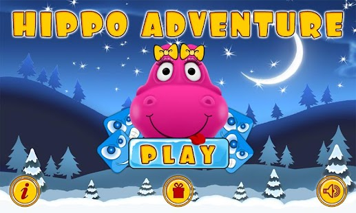 Hippo Adventure Free - screenshot thumbnail