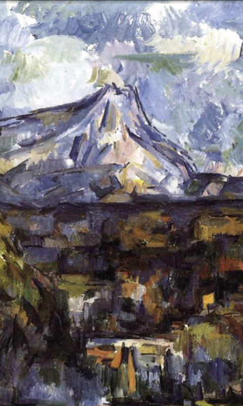 Paul Cézanne Art Wallpapers- screenshot