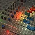 Set Level Music On Audio Mixer logo