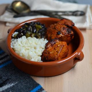 Chile-Marinated Pork Tenderloin