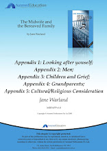 Appendices 1-5: The Midwife and the Bereaved Family