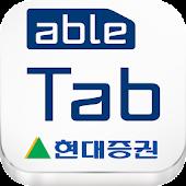 현대증권 able Tab(7인치 이하)