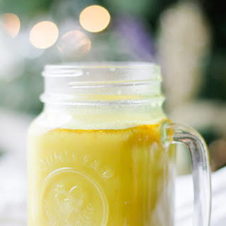 Turmeric Paste and Golden Milk
