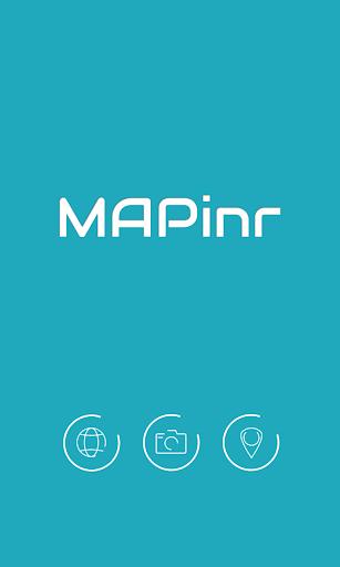 MAPinr-KML KMZ GPS POI OFFLINE