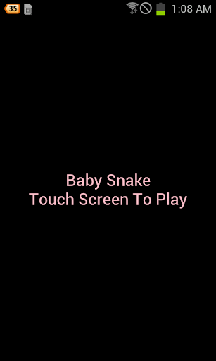 【免費街機App】Baby Snake Game-APP點子