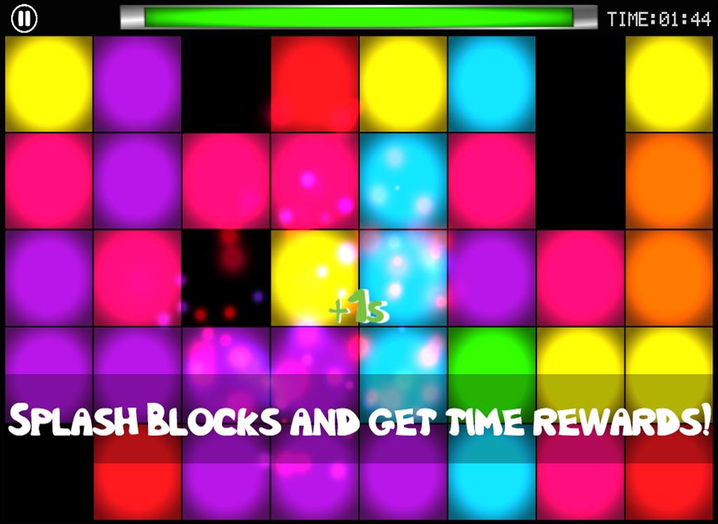 SplashBlocks - screenshot