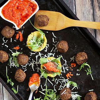 Vegan Spaghetti & Meatball Sliders