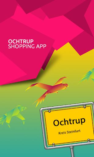 Ochtrup Shopping App