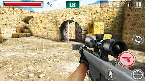 Gun Shoot War 2.2 APK