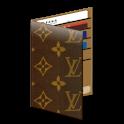E cardholder logo