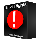 List of Rights
