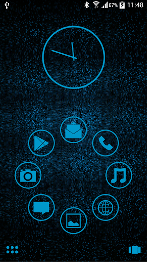 SL Blue Theme