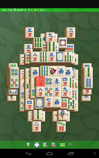 Mahjong screenshot