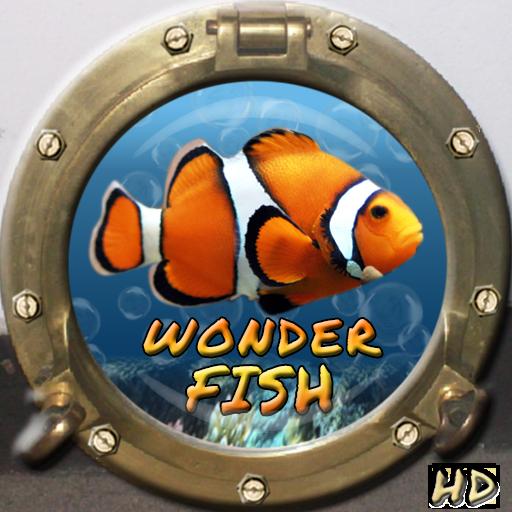 Wonder Fish 免費遊戲 HD 街機 App LOGO-APP開箱王
