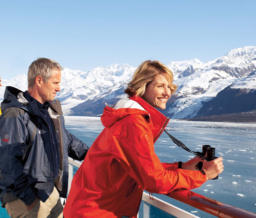 College-Fjord-overlook-Princess-Cruises - Take a one-of-a-kind voyage through scenic College Fjord, Alaska, and experience a glacier up close on a Princess cruise.