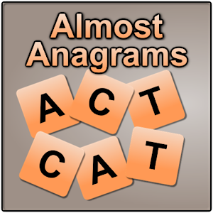 Almost Anagrams for PC and MAC