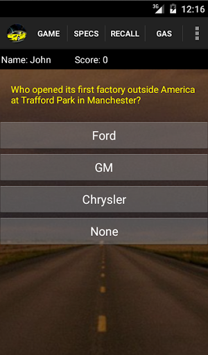 Car Truck Facts with Trivia