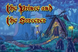 Screenshot of The Prince and the Sorcerer