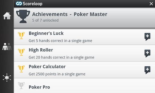 Poker Master (Poker Game) - screenshot thumbnail