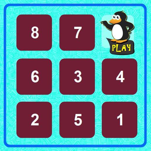 Number Sliding Puzzle LOGO-APP點子