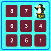 Number Sliding Puzzle