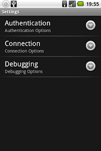 DavDrive Lite - screenshot thumbnail